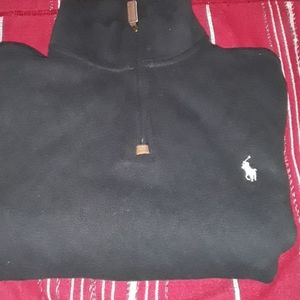 Polo half zip sweater brand new condition